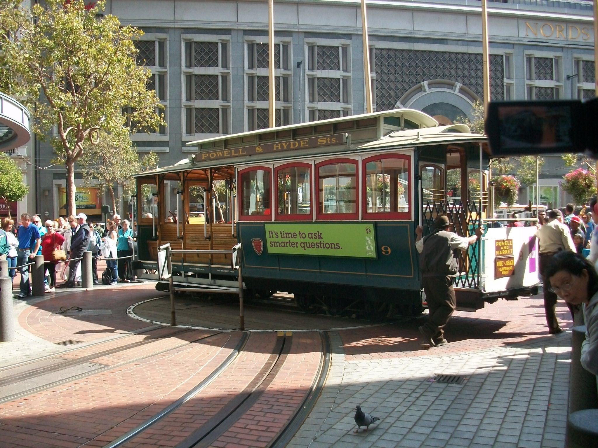 Cosa vedere a San Francisco i cable car