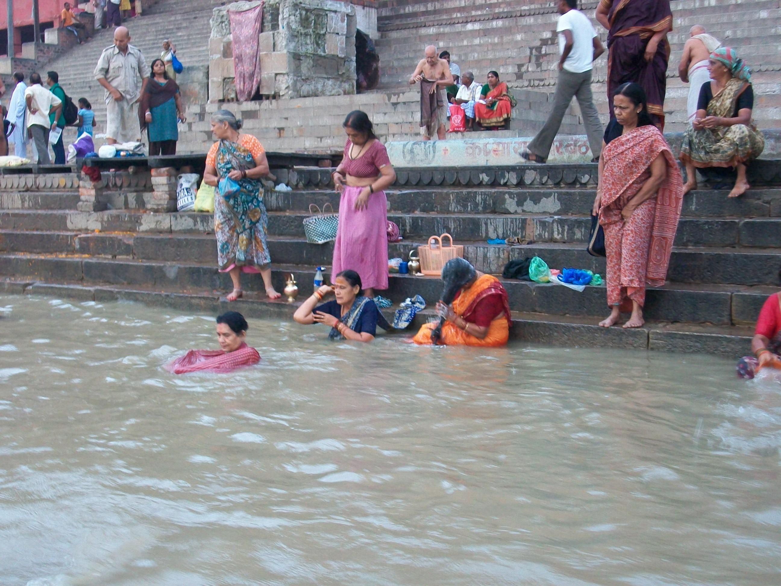 Gange a Varanasi