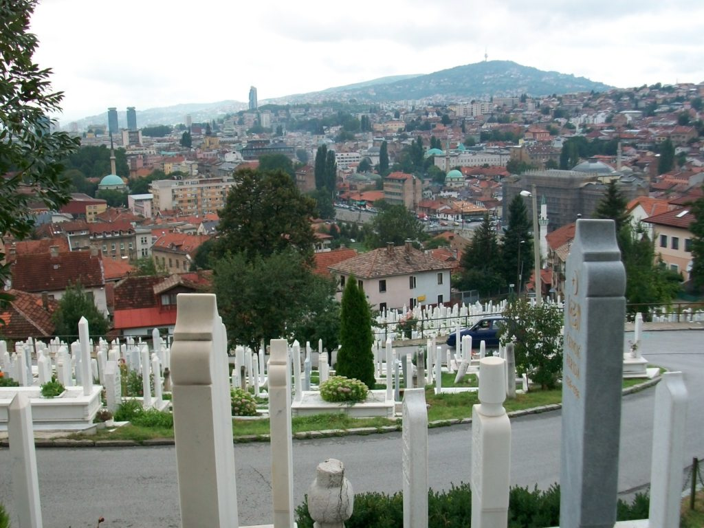 Mostar e Sarajevo