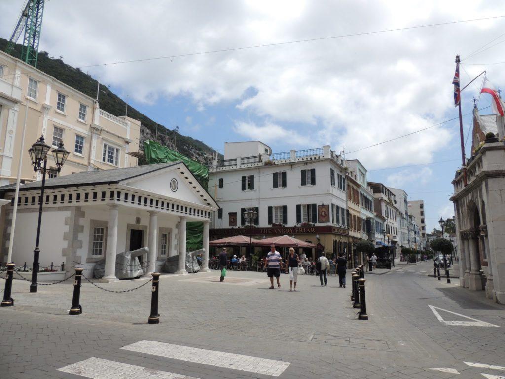 Cosa vedere a Gibilterra: Main Street