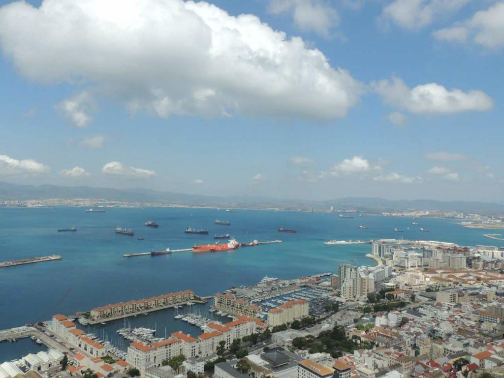 Cosa vedere a Gibilterra: la Rocca