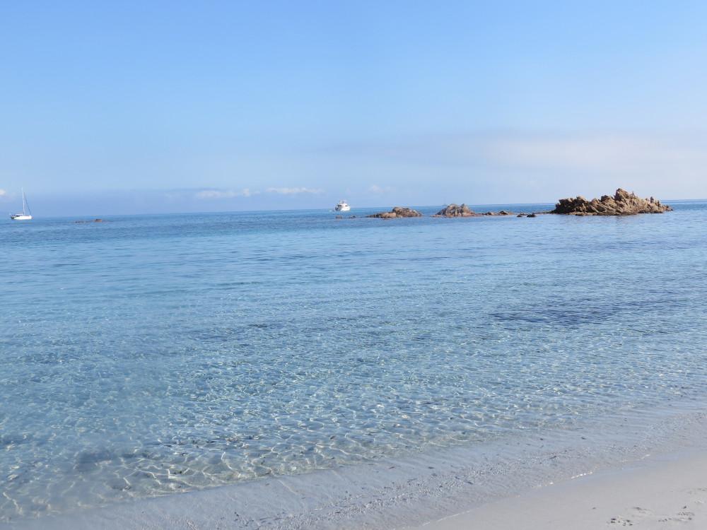 spiagge sardegna capo comino