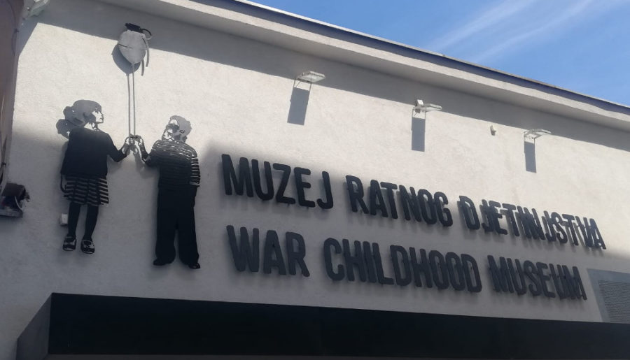 Il War Childhood Museum di Sarajevo
