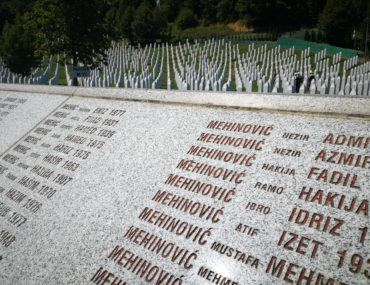 Eccidio di Srebrenica