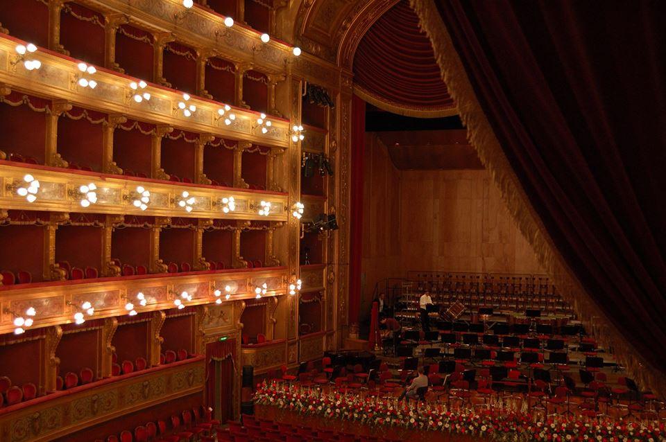 Cosa vedere a Palermo - Teatro Massimo