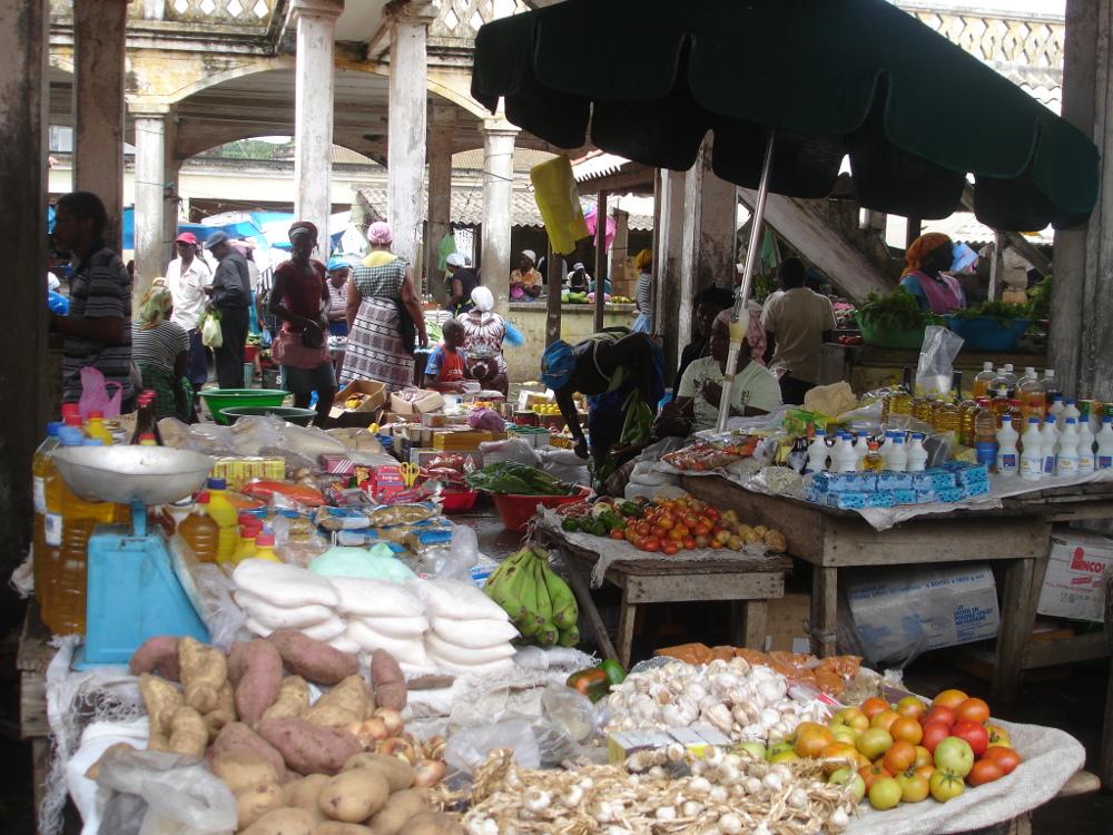 mercati caratteristici Assomada Capo Verde