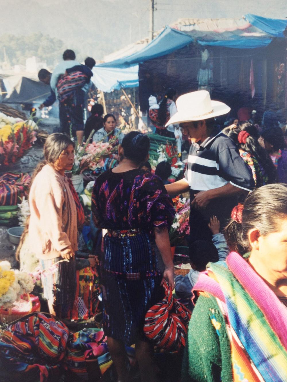 Chichicatenango Guatemala
