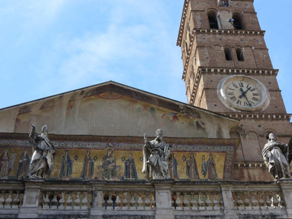 Trastevere Santa Maria in Trastevere