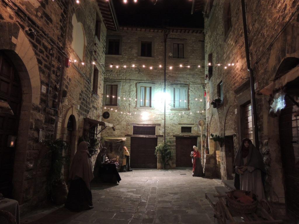 Natale a Gubbio
