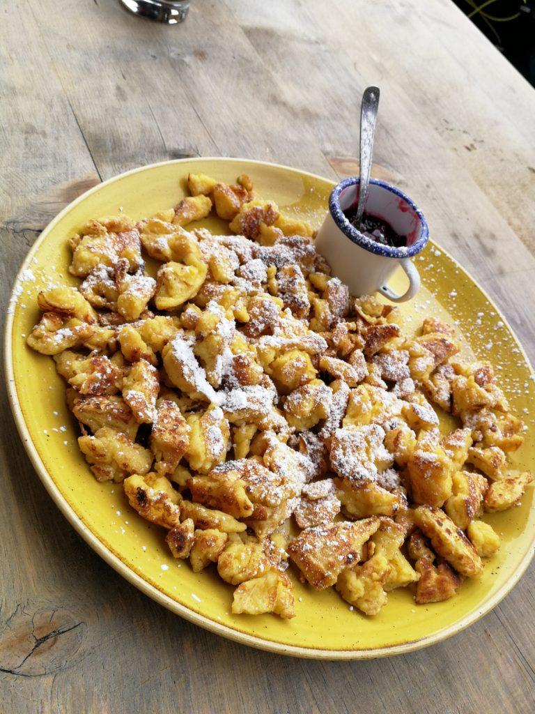 kaiserschmarren cosa mangiare in Friuli Veneto Lombardia