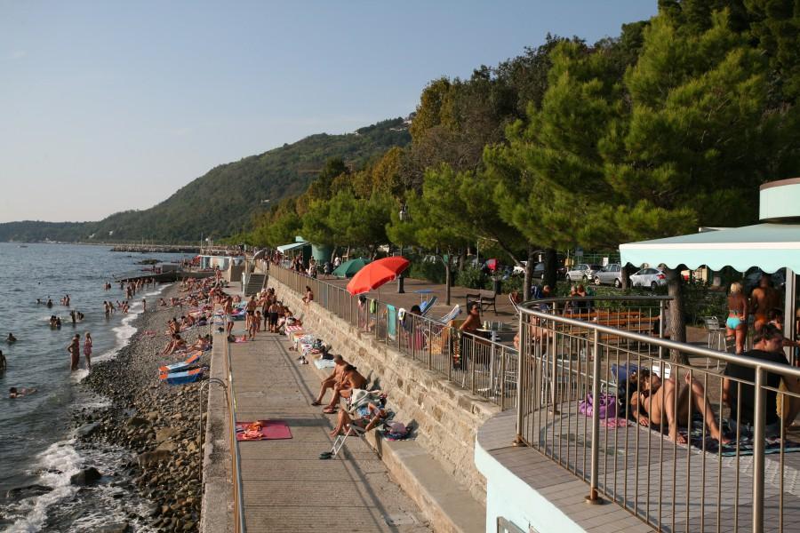 Cosa vedere a Trieste barcola