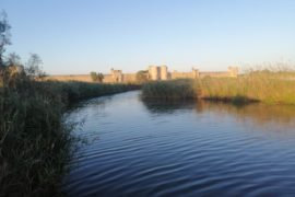 Aigues Mortes Itinerario in Camargue