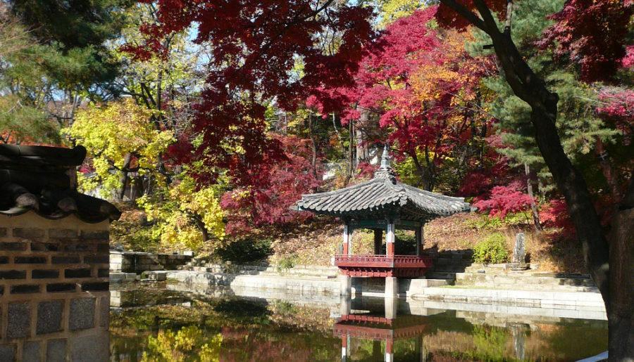 I parchi di Seoul