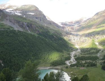 Il trenino del Bernina: da Tirano ad Alp Grum